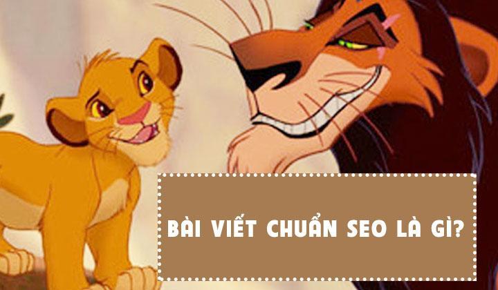 bai-viet-chuan-seo-la-gi