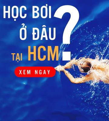 dạy bơi ở HCM