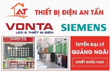 thiết bị điện ở Quảng Ngãi